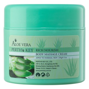 Aloe Vera Rich Nourish Body Massage Cream