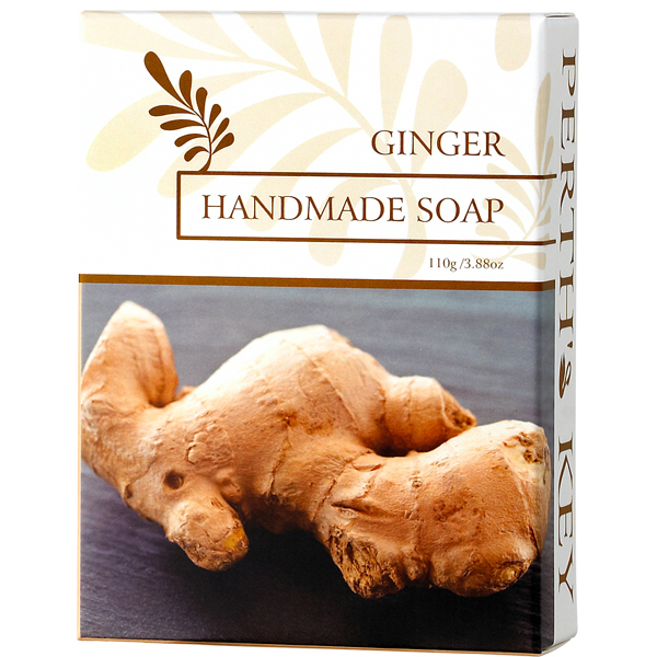 Ginger Handmade Soap Perth S Key