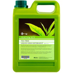 Tea Tree Liquid Dish Detergent