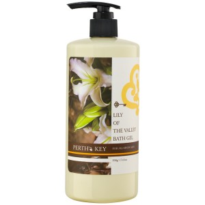 Lily of The Valley Bath Gel